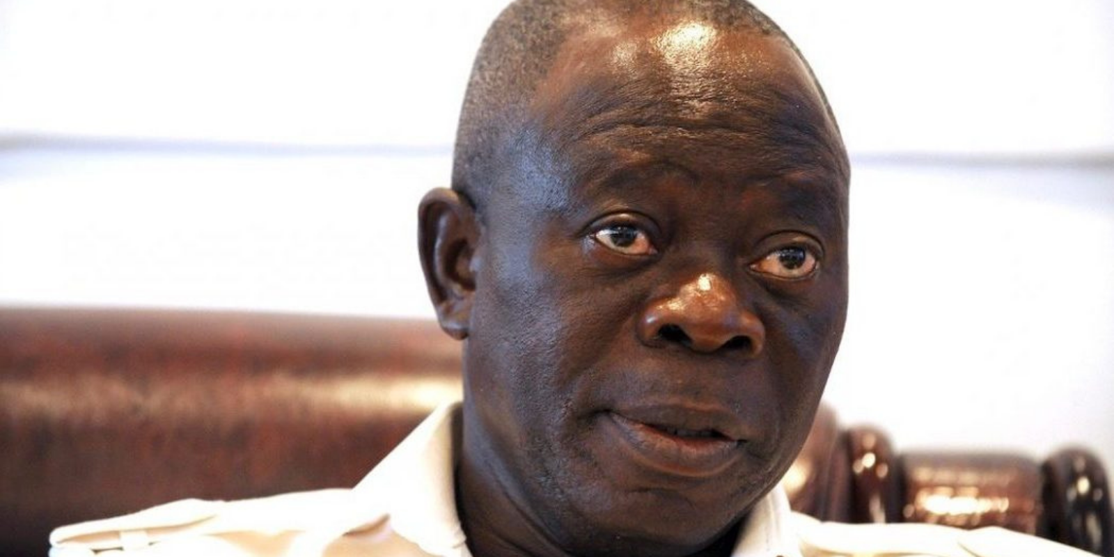 Adams Oshiomole was the governor of which state?