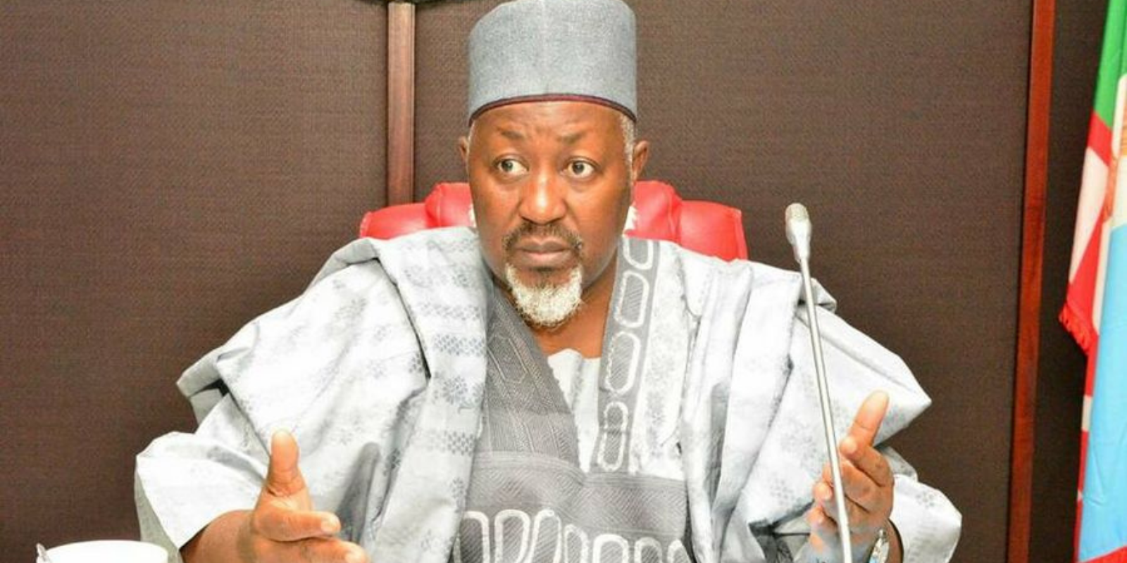 Badaru Abubakar is the governor of which state?
