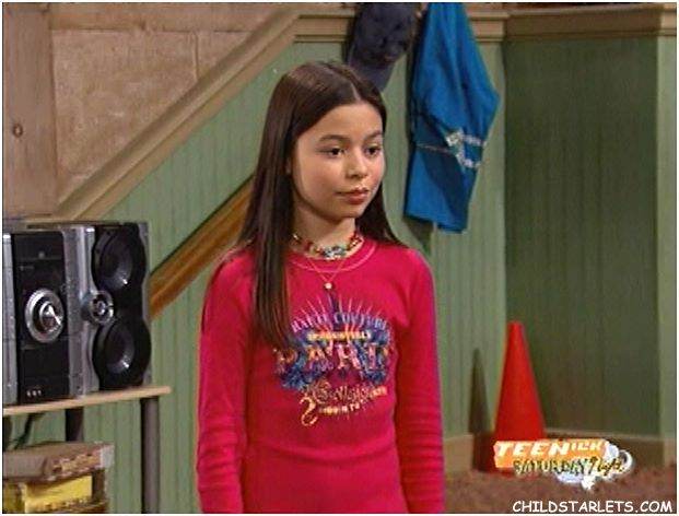 Miranda Cosgrove was on what Nickelodeon show before iCarly?