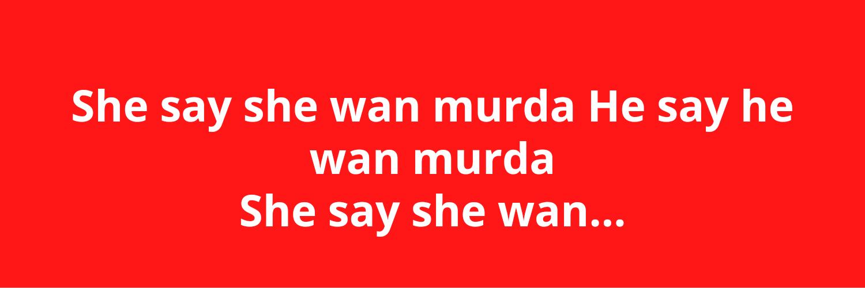 'Murda' by Seyi Shay