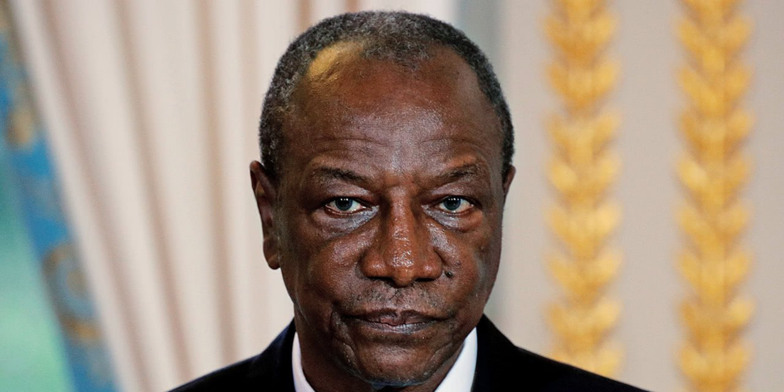 Alpha Conde is the president of which country?