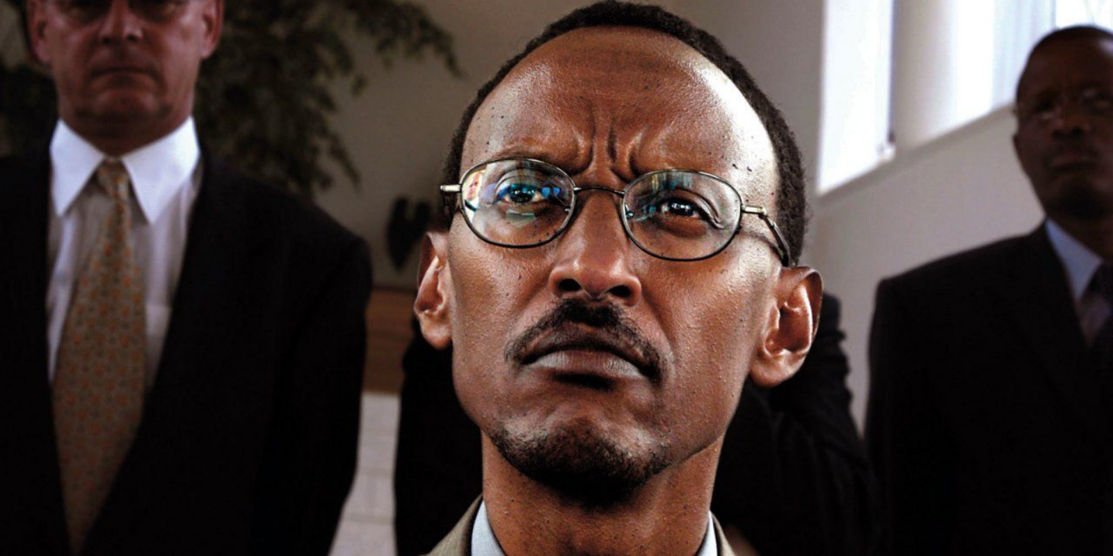 Paul Kagame is the president of which country?