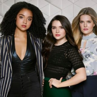 Kat, Sutton and Jane from The Bold Type
