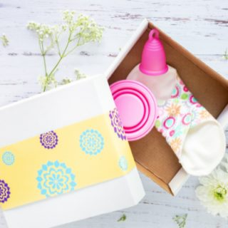 period products in a box