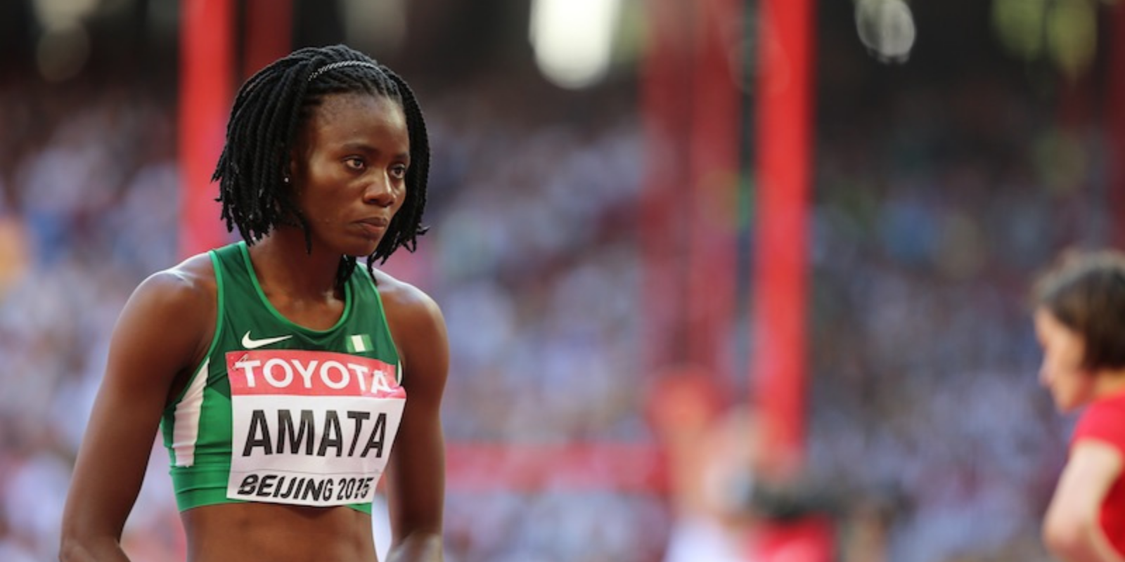 What sport does Doreen Amata participate in?