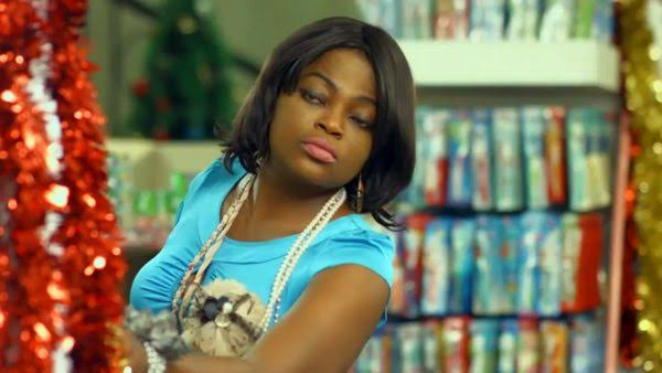 You'll find Funke Akindele in many movies, but which character did she play in this movie?