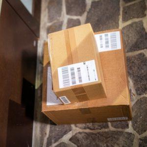 Food delivered to your doorstep