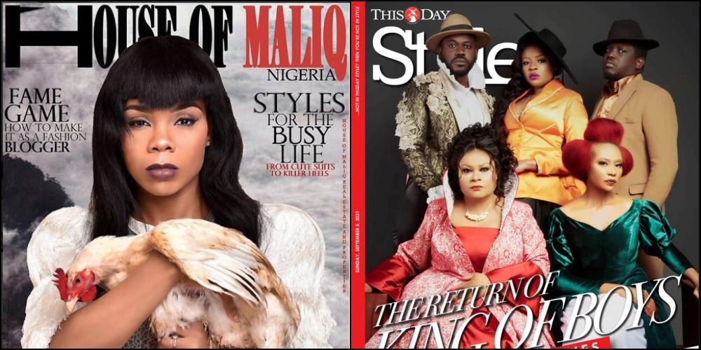 nigerian magazine covers