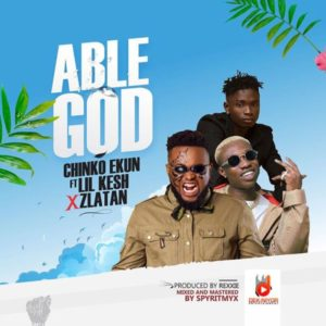 Chinko Ekun's \'Able God\'