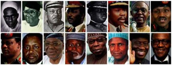 Who's the best president Nigeria has ever had?