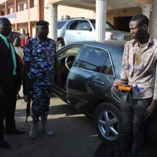 Nathaniel Samuel attempted suicide bomber Kaduna