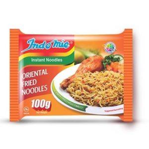 Oriental Fried