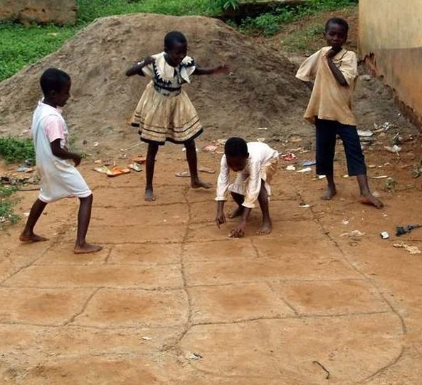 What's this game popularly called?