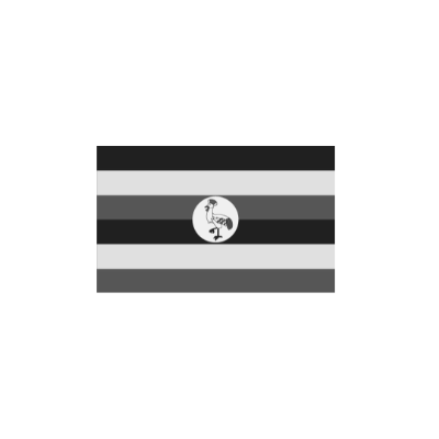 What are the colours of Uganda's flag?