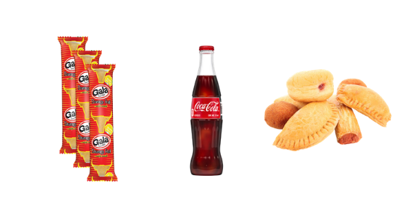 A senior just sent you to buy all this and come back with N100 change. How much did they give you?