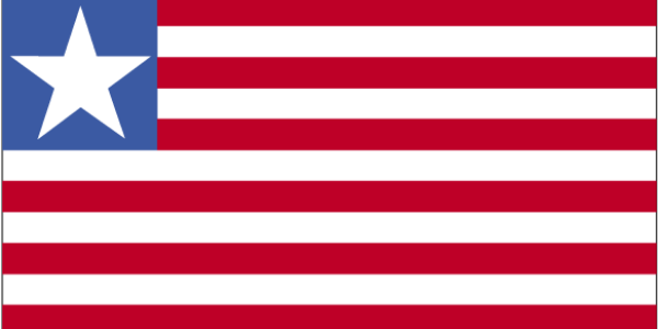 What is the official language of Liberia?