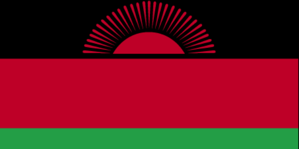 What is the official language of Malawi?
