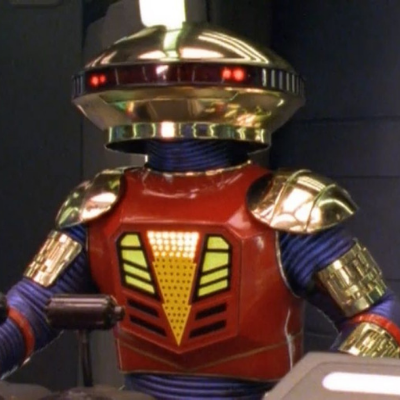 What was Alpha 5's iconic catchphrase?