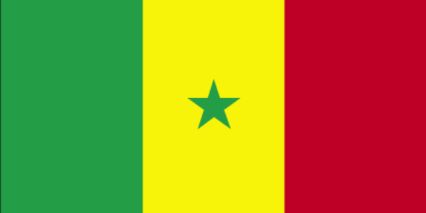 What is the official language of Senegal?