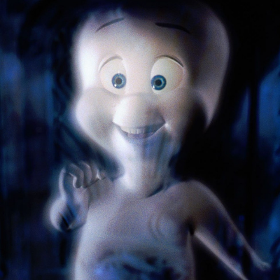 What's the name of this friendly ghost?