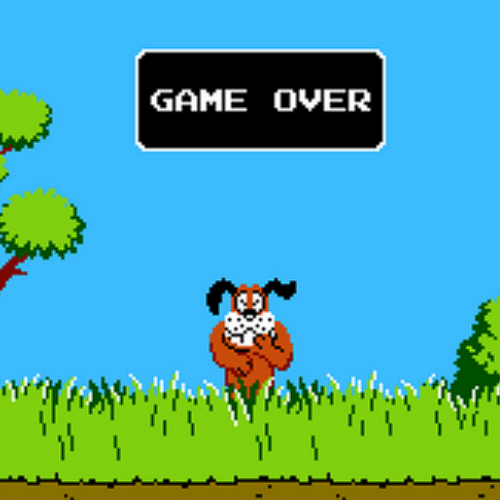 What game is this douchebag dog from?