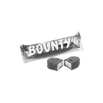 What are the colours of the original Bounty wrapper?