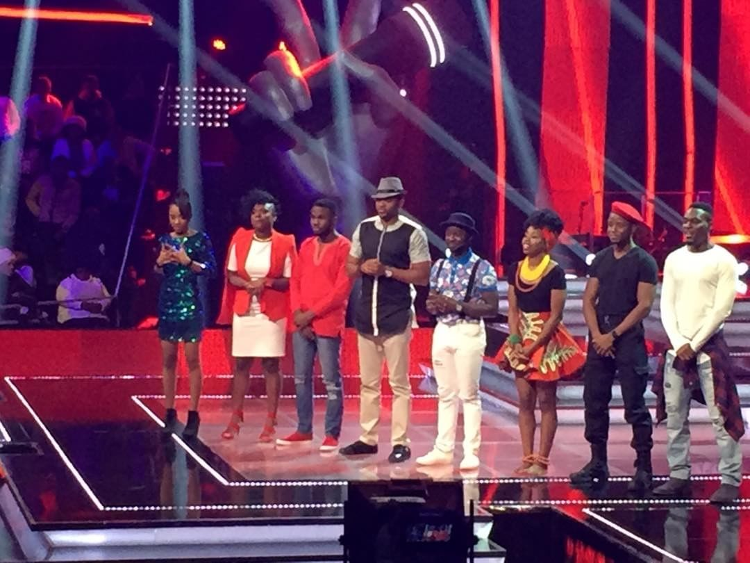 What's the title of the song performed for Airtel by the contestants of The Voice's first season?