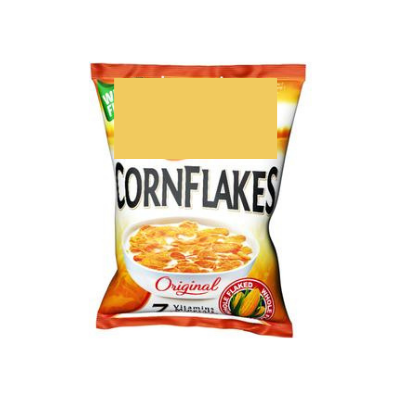 Which sachet cornflakes is this?