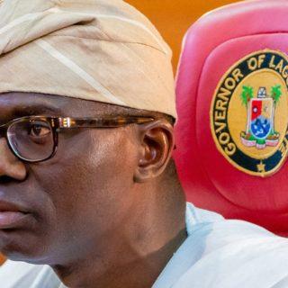 Lagos financial statement