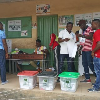Cross River by-election