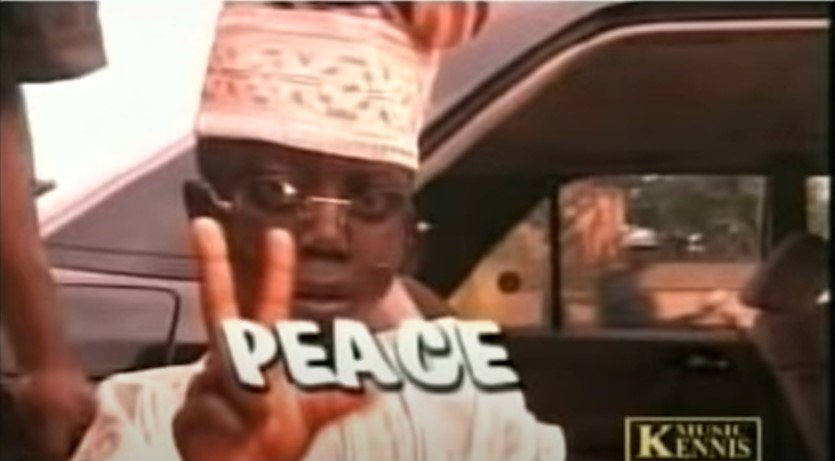 Which Nigerian artist sang the song for this video?
