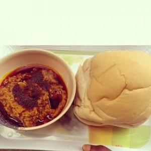 Bread and Ewa Agonyi