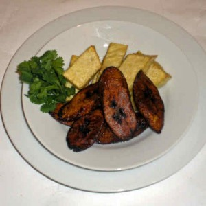 Yam and Plantain